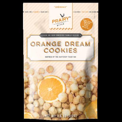 Orange Dream Cookies