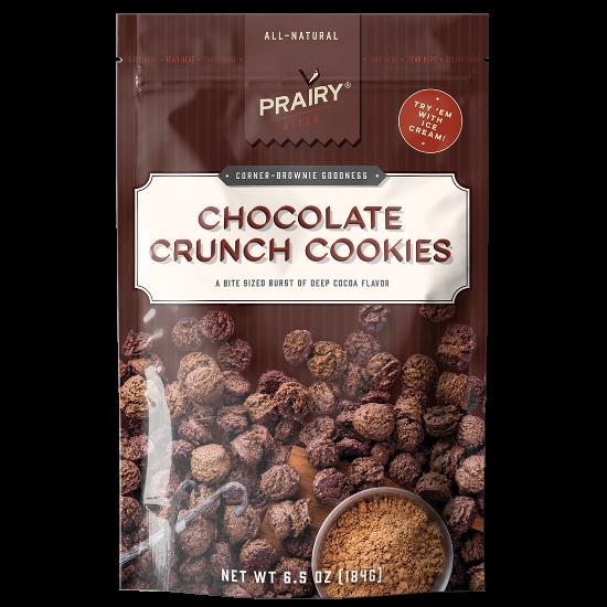 Chocolate Crunch Cookies
