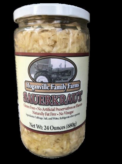 Hoganville Family Farms Sauerkraut