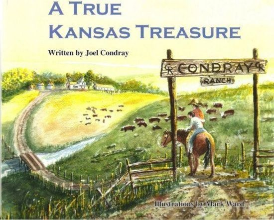 A True Kansas Treasure Book