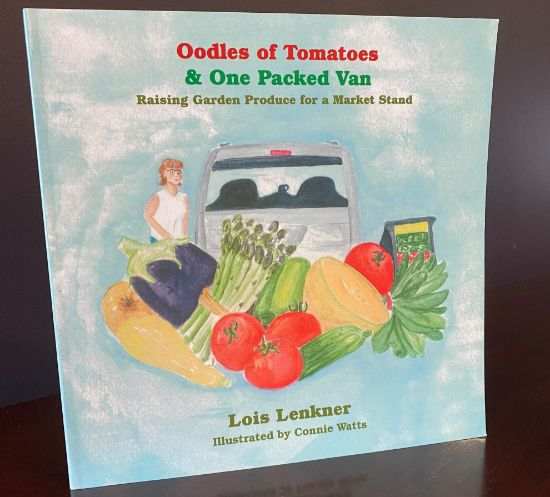 """Oodles of Tomatoes and One Packed Van - Raising Garden Produce for a Market Stand"""