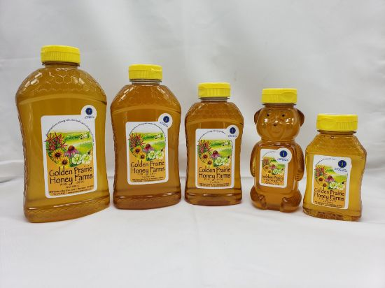 All honey sizes