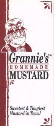 Picture for manufacturer Grannie's Homemade Mustard