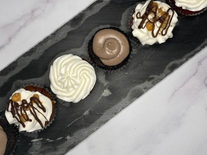 Picture of Queen Marie Gluten Free Chocolate Cupcake Box