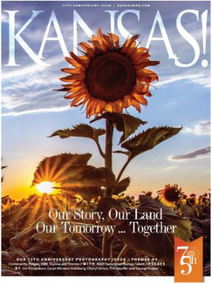 KANSAS! Magazine Subscription 2021