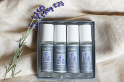 Lavender Roller Gift Set
