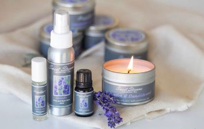 Picture of Sweet Streams Lavender Lavender Essentials Gift Set