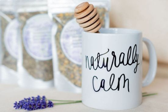 Picture of Sweet Streams Lavender Restorative Herbal Tea Collection