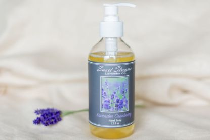 Picture of Sweet Streams Lavender Lavender and Cranberry Woods Hand Soap