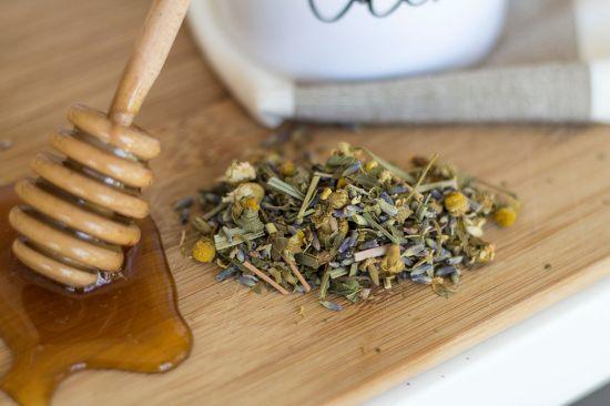 Picture of Sweet Streams Lavender Herbal Tea Blends