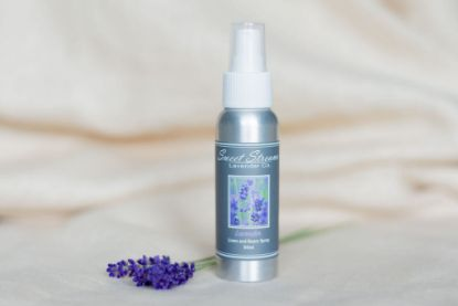 Picture of Sweet Streams Lavender Lavender Linen Spray