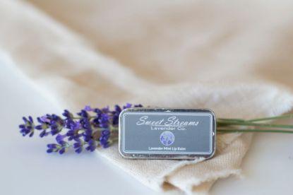 Picture of Sweet Streams Lavender Lavender & Mint Lip Balm