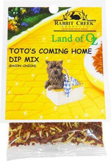 Toto's Bacon Dip